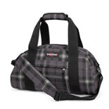 Compact Checked Black