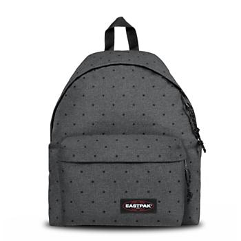 Padded Pak'r® Black Denim Dots