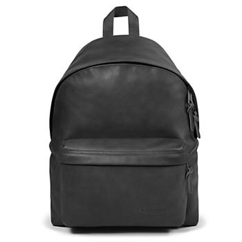Padded Pak'r® Black Leather