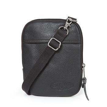 Buddy Black Leather