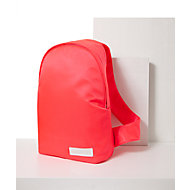 Classic backpack Pink Fabric